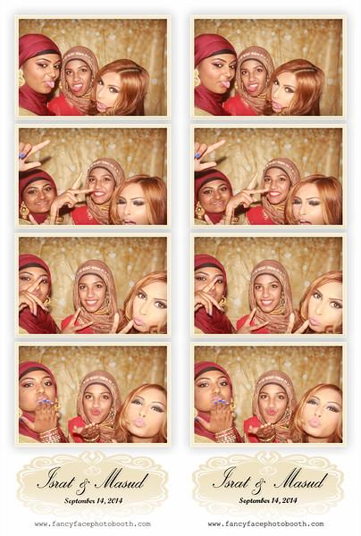 Israt & Masud 09/14/2014