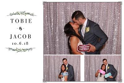 Tobie & Jacob's Wedding