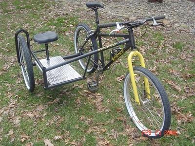 Bike sidecars