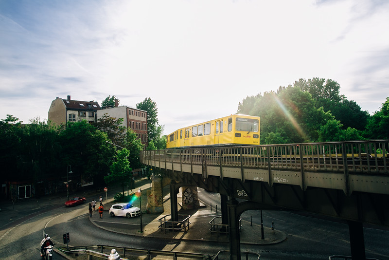 Berlin From The Green Room