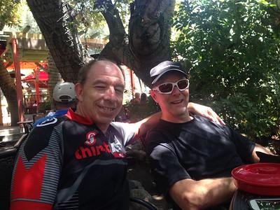 2015 08-08 HJ & down Trabuco with BPC