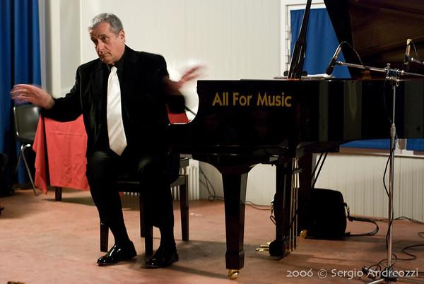 Milonga - 12 dicembre 2007 con Miguel Angel Barcos