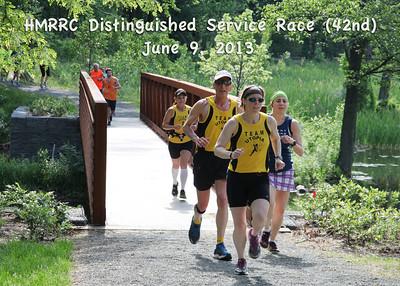 Distinguished Service Race 8-Miler