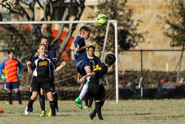 Oct 27 - Soccer Gold vs St Joseph