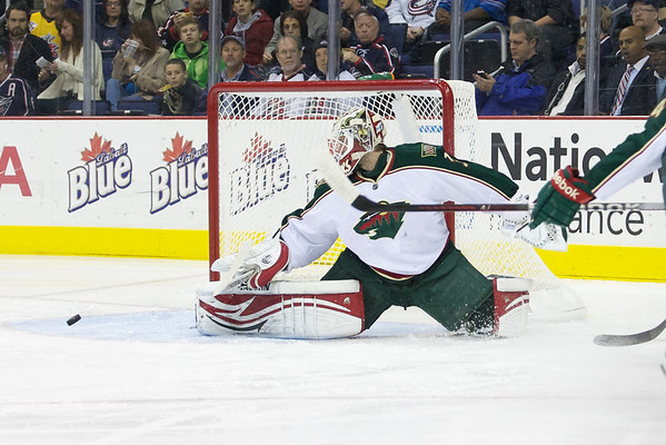Wild at Bluejackets 11-15-11