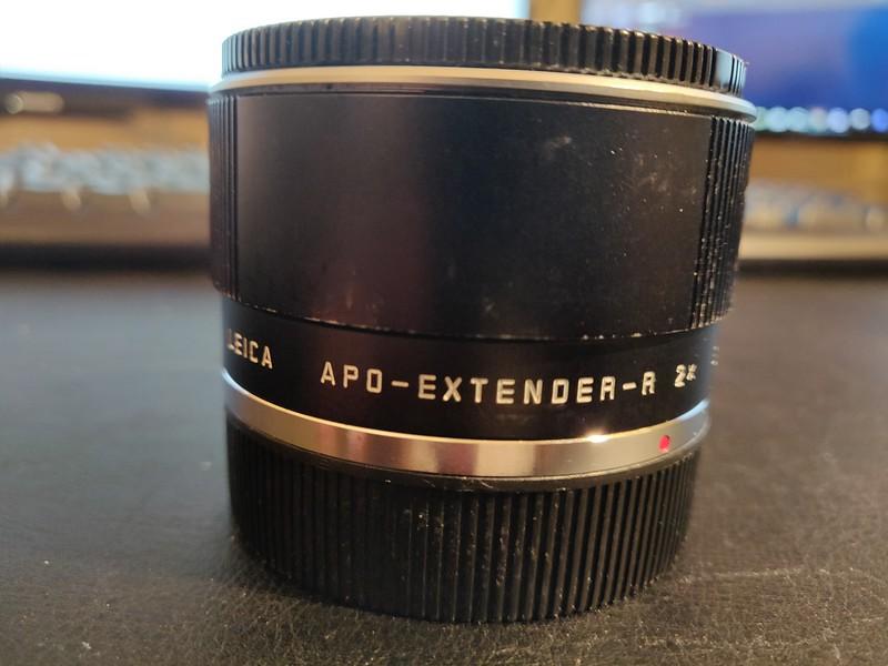 Leica R APO-EXTENDER-R 2x - Serial 3666918 001.jpg