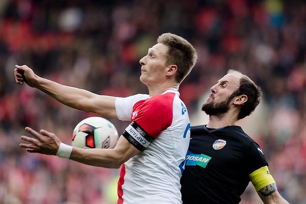 Slavia - Plzeň 1:0