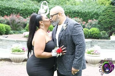 SEPTEMBER 5TH, 2021: THE AMOS' 25TH WEDDING ANNIVERSARY CELEBRATION