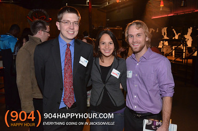 ImpactJAX Happy Hour @ Whisky River - 1.16.14