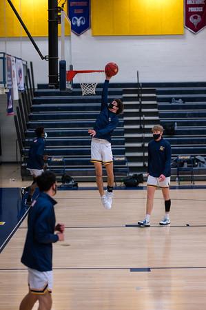 Boys Basketball: Dominion 55, Loudoun County 50 by Derrick Jerry on December 21, 2020