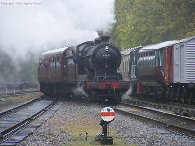 """Steam Railway"" Gala - October 2011"