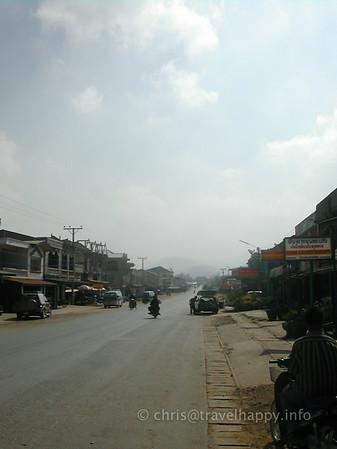 The Plain Of Jars Xieng Khouang Laos