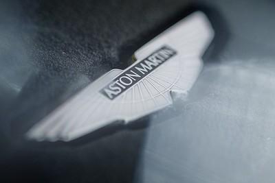 Aston Martin Badge. Photography © JohnRourke/AdrenalMedia
