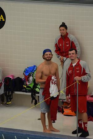 2017-2018 Suny Cortland Swimming
