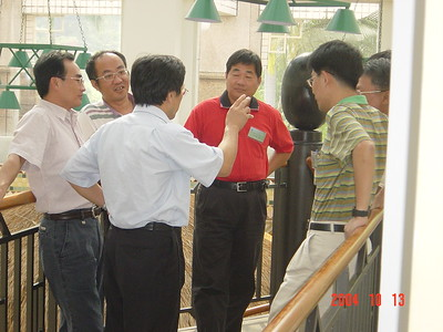 20041013 水利署地理資訊系統成果發表會