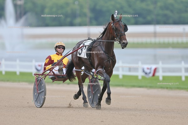 Hoosier Park July 3, 2015