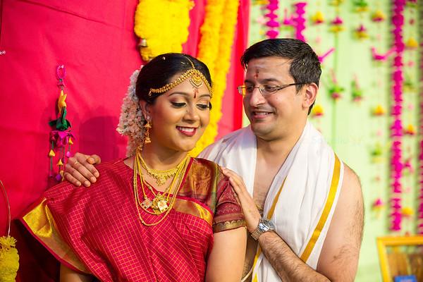Sahana Pramod Wedding Ceremony