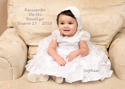 Baptism Remembrance - Final Choices