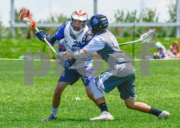 Get Some 2018 vs. Lacrosse Force 2018