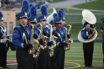 Freshmen Band (MN vs LNE) KM pics