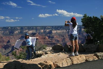 Grand Canyon Overlooks