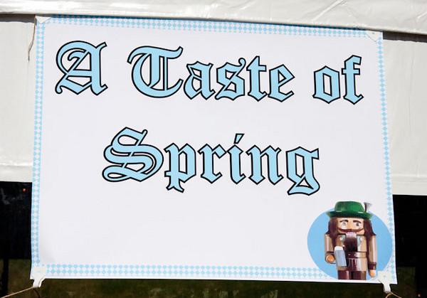 A Taste of Spring 4-2-11