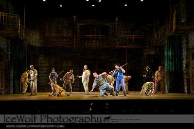 """Les Misérables"" Invited Dress Photos"