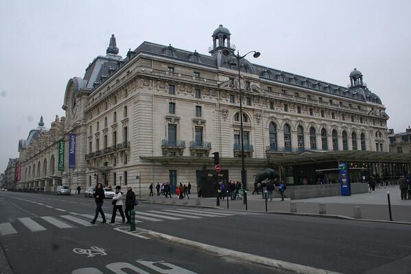 Paris October 2008 - Musee D'Orsay