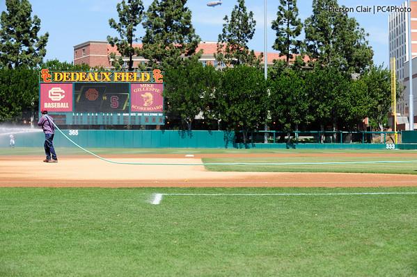 USC Baseball v Stanford 2013