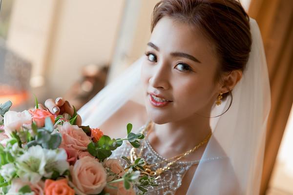 清新溫泉+潮港城|結婚之喜 | My Darling 寵愛妳的婚紗