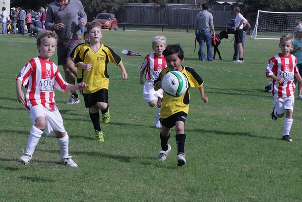 Soccer 2012 - Seaford vs Mt Eliza