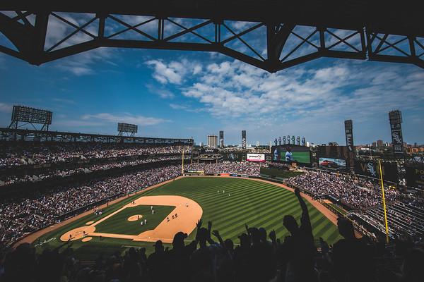 07-07-19 White Sox vs. Cubs