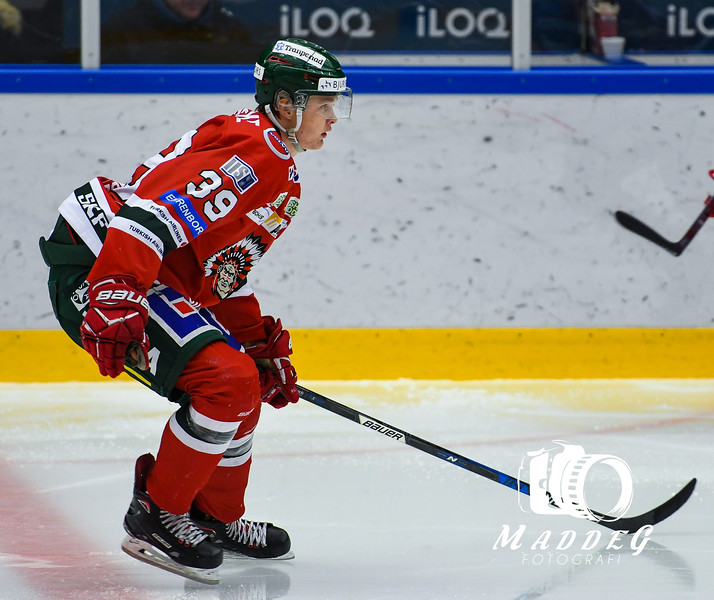 J20 SuperElit TopTio 2019-01-12: Frölunda HC - AIK