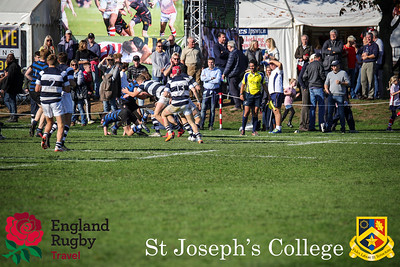 Match 9 - Dulwich College v Seaford College