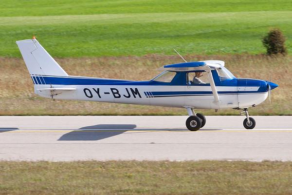 OY-BJM - Reims Cessna F150M