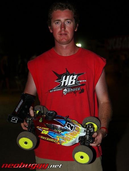 2009 Nitrocross - Saturday Buggy Quali Buggy Dash for Cash winner