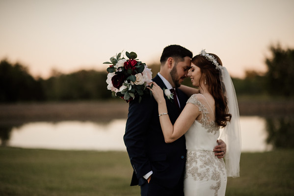 Jeremy and Megan got married!