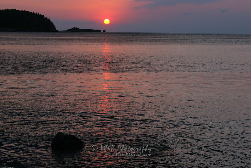 Sunrise On Beaver Bay-004