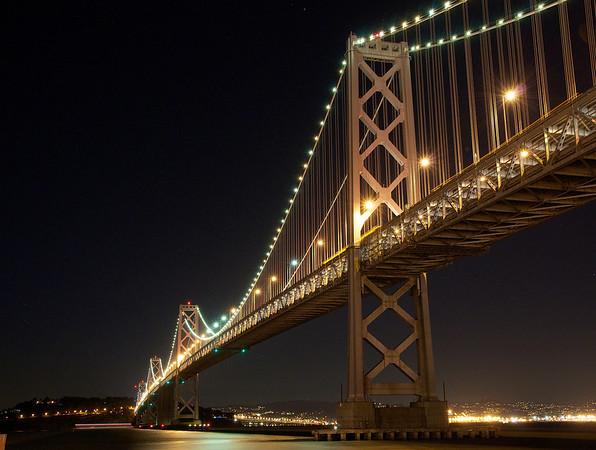 San Francisco evening, December 2012