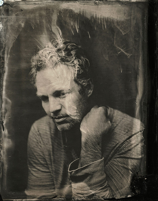 . Mark Ruffalo poses for a tintype (wet collodion) portrait at The Collective and Gibson Lounge Powered by CEG, during the 2014 Sundance Film Festival in Park City, Utah. (Photo by Victoria Will/Invision/AP)