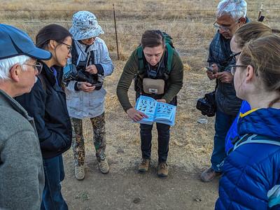 Coyote Valley Birding Hike - Oct 2019