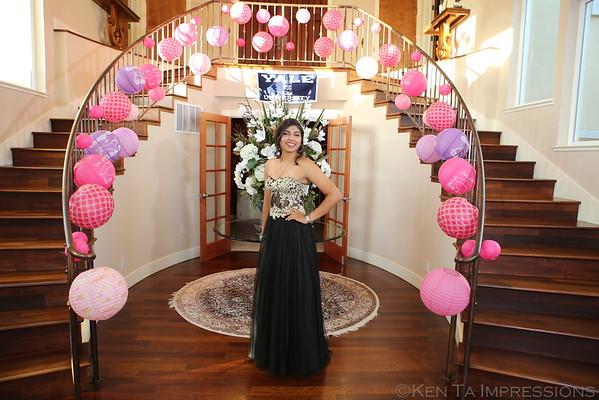 Shivali's Graduation Party