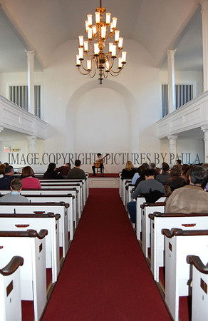 SUZUKI TALENT SCHOOL Fall Recital, Newtown CT, 11-11-07