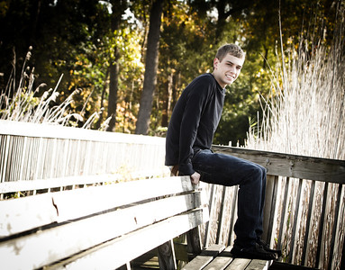 Mike's Senior Pictures
