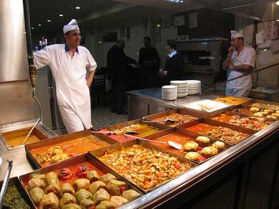 Turkish Food (Istanbul, 2008)
