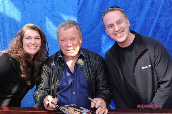 William Shatner @ Hollywood Blvd. 5.24.13