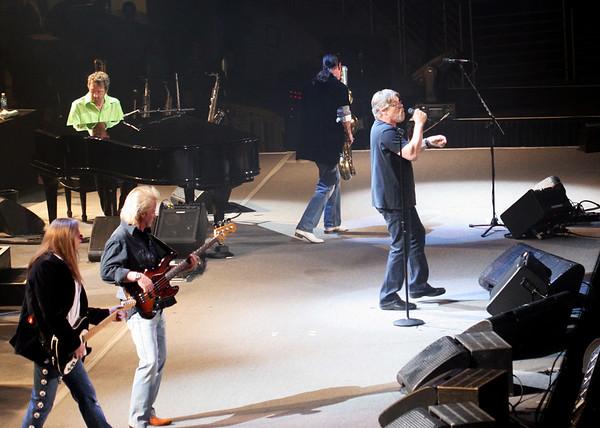 Bob Seger concert, March 6, 2007, Omaha.