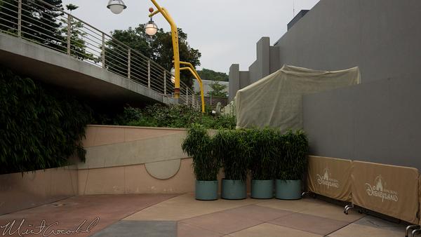 Disneyland Resort, Hong Kong Disneyland, Autopia, Tomorrowland
