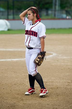 "2012 ""Lady Rebels"" Softball"