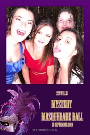 222 Willis Mystery Masquerade Ball 2019